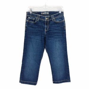Buckle BKE BRITNI Denim Distressed Jeans Cropped